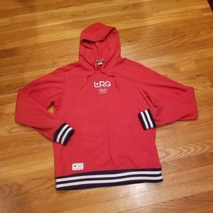 LRG(Lifted Research Group)Pullover Hoodie
